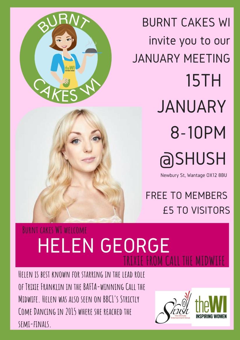 Helen George Poster.jpg